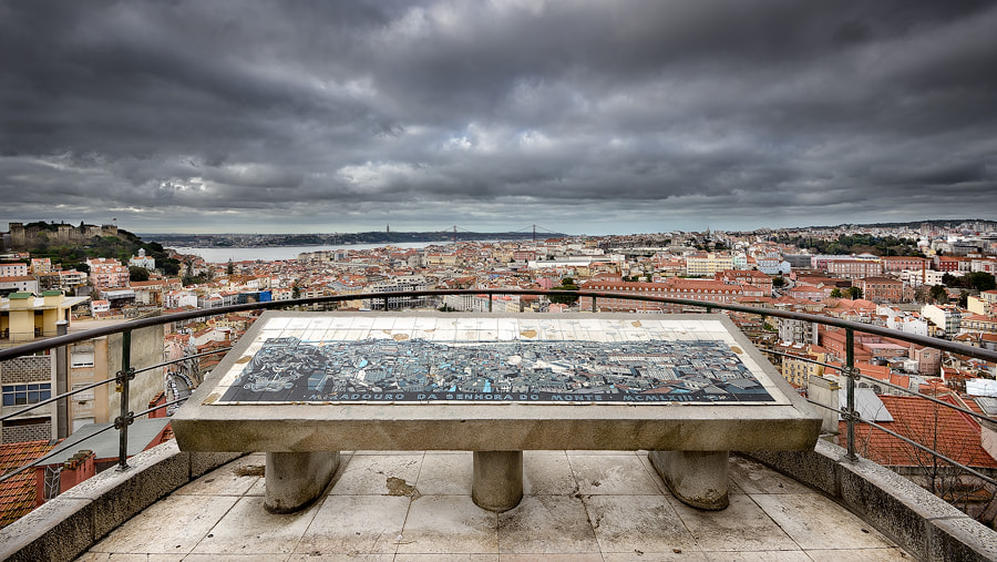 Photograph Lisbon - City of Hills by Carlos Resende on 500px