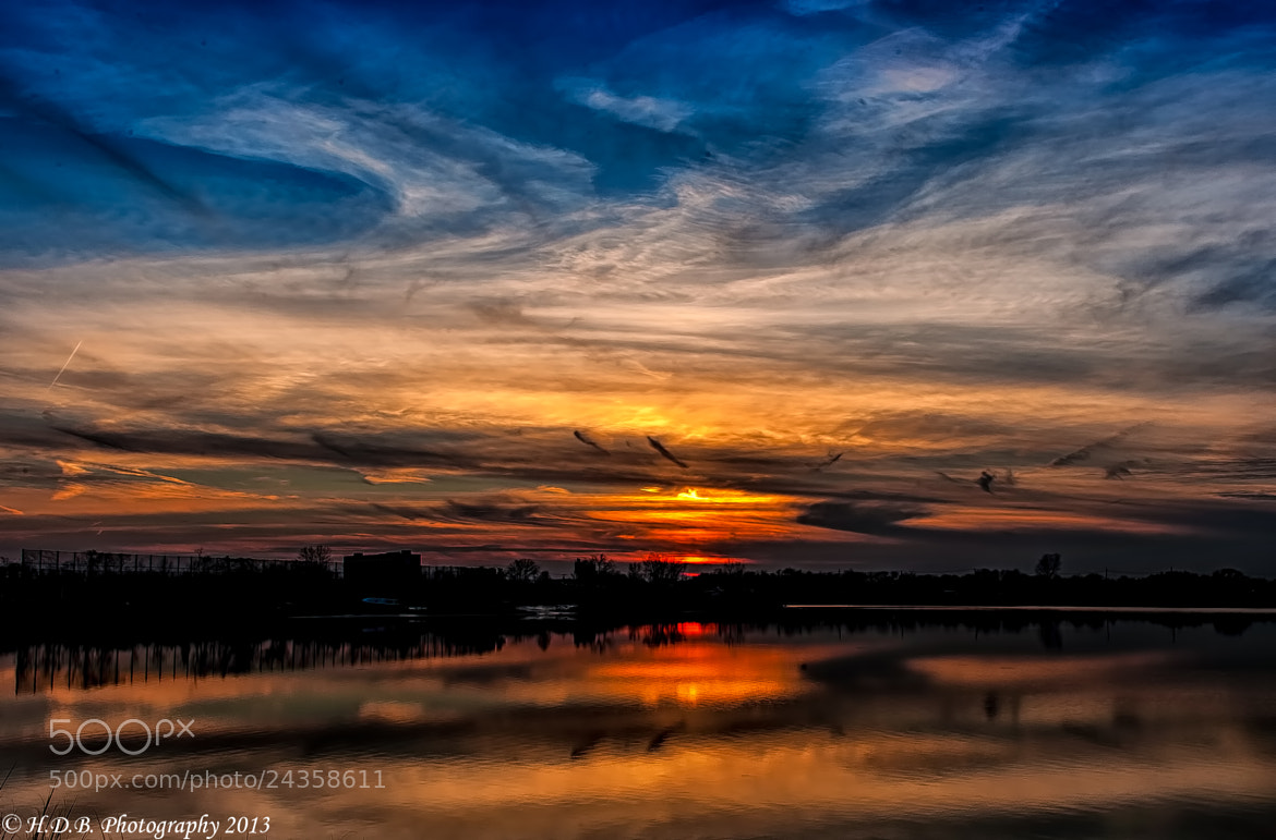 Photograph Dusk Reflections by Harold Begun on 500px