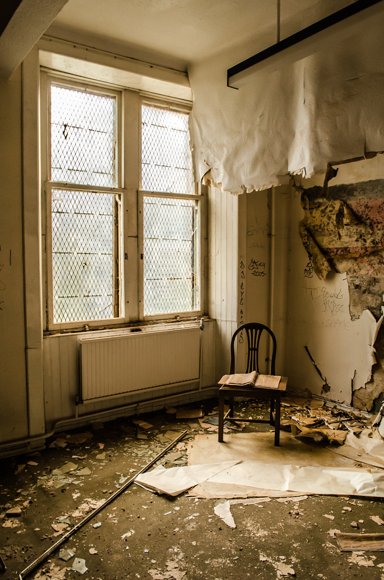 Photograph UrbEx by Sean McIver on 500px