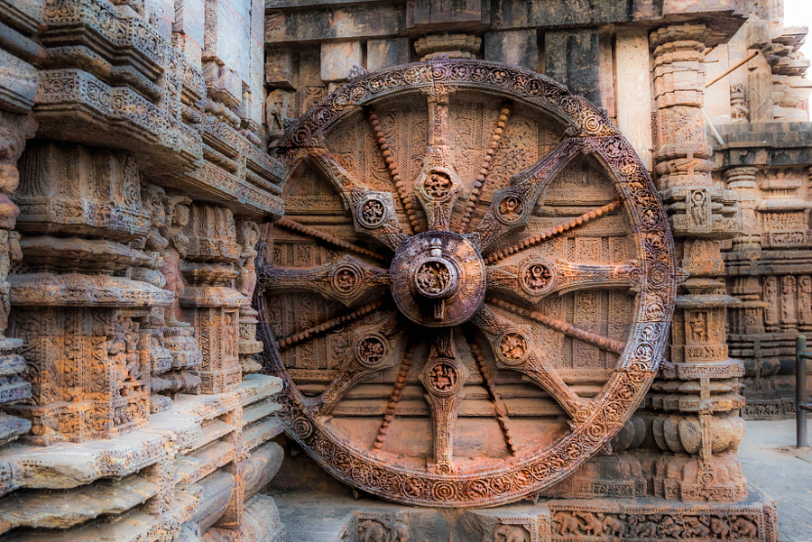 The wheel by Raj Rath on 500px.com