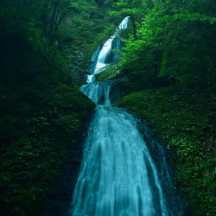 waterfall, Nikon D750, AF Zoom-Nikkor 28-70mm f/3.5-4.5D
