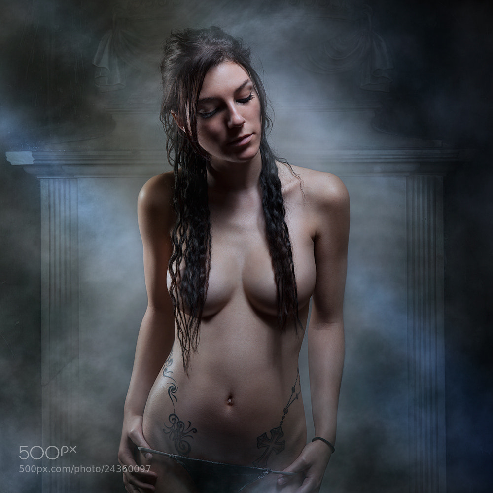 Photograph Priscylia by Pierre Beteille on 500px