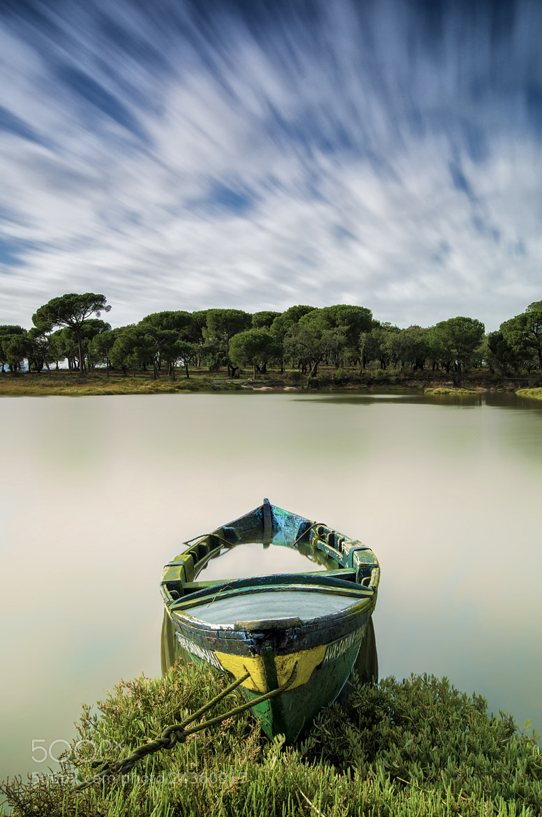 Photograph One boat ! by Emanuel Fernandes on 500px