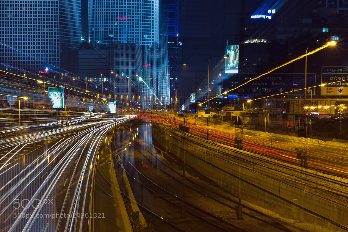 Photograph My own view on Tel Aviv by Mark Kats on 500px