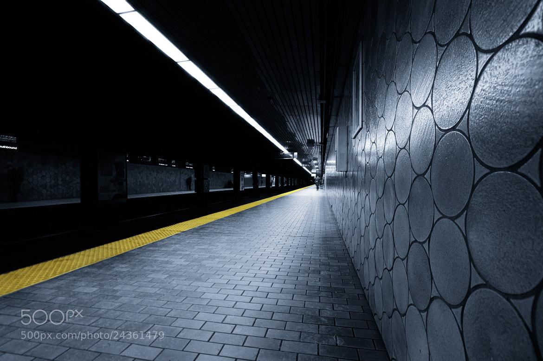 Photograph Spadina Station by Ash Furrow on 500px