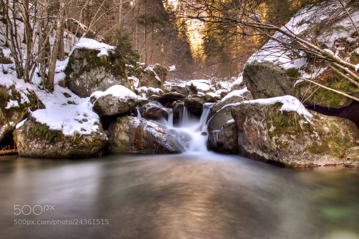 Photograph Winter flow by Devid Strazzante on 500px