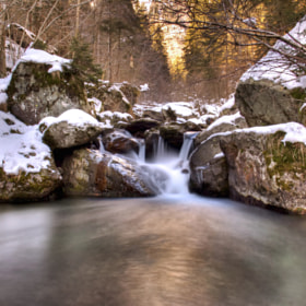 Winter flow by Devid Strazzante (Devid75)) on 500px.com
