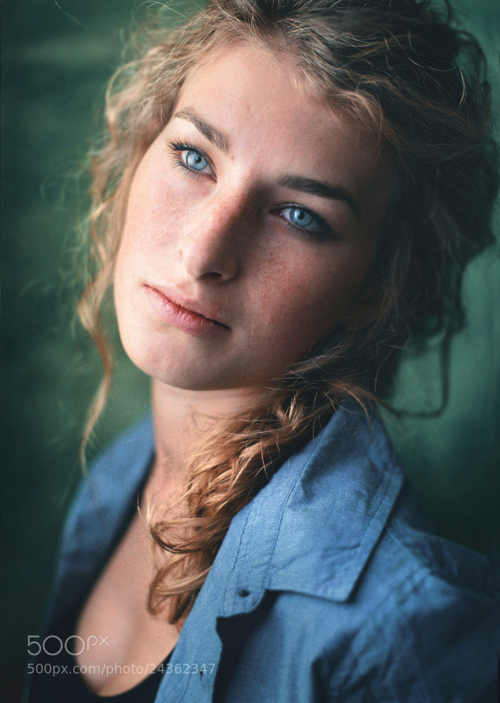 Photograph Anna by Daria Pitak on 500px