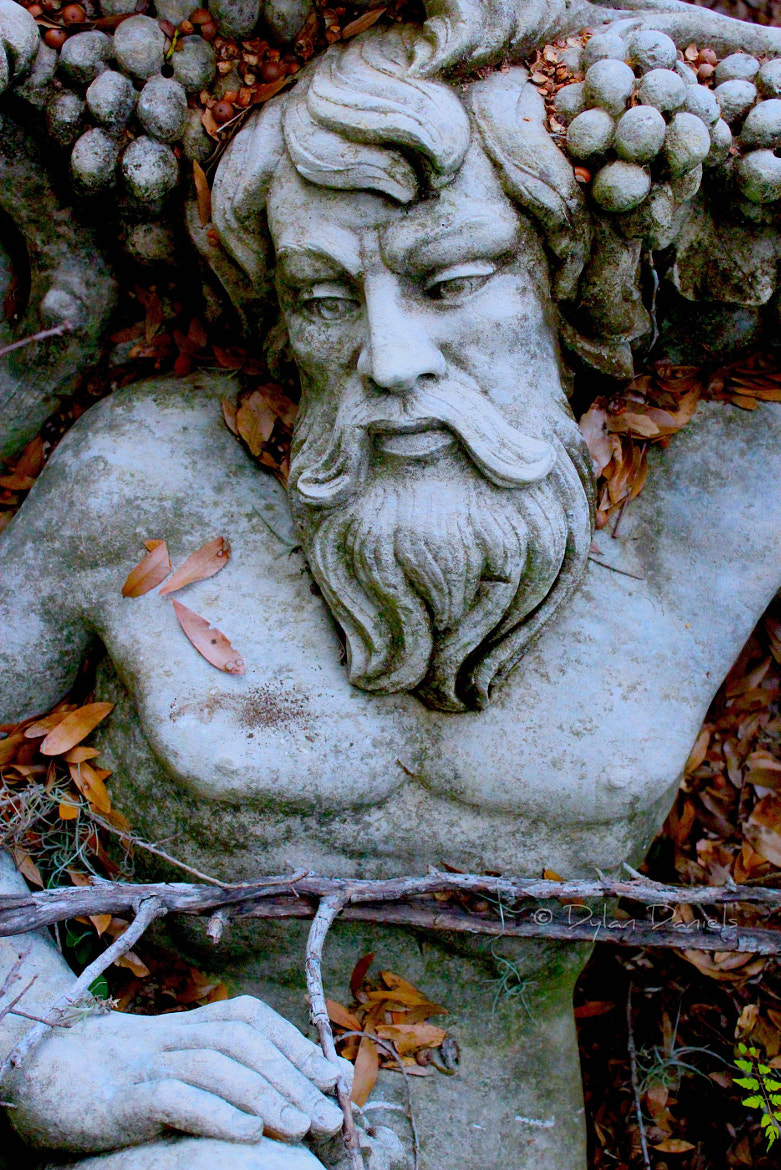 Photograph Forgotten Statue by Dylan Daniels on 500px