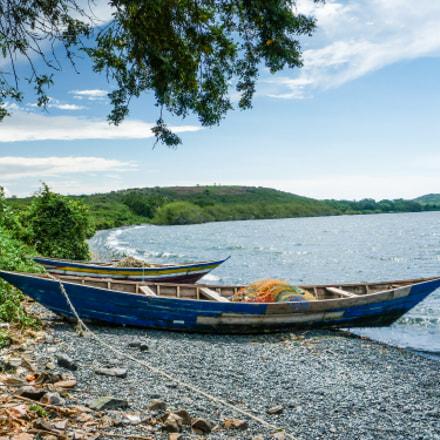 the boat, Panasonic DMC-FT4