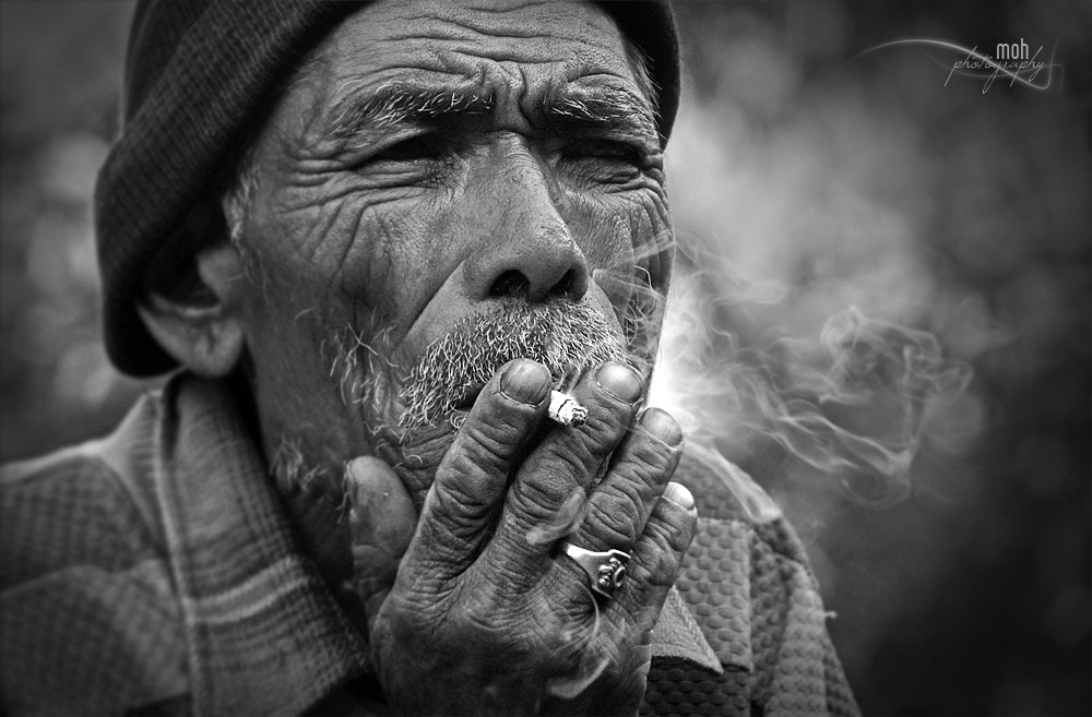 Photograph Smoker by Mohan Duwal on 500px