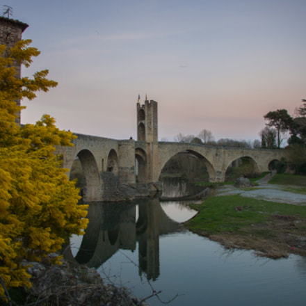 Besalú medieval bridge, Panasonic DMC-L10