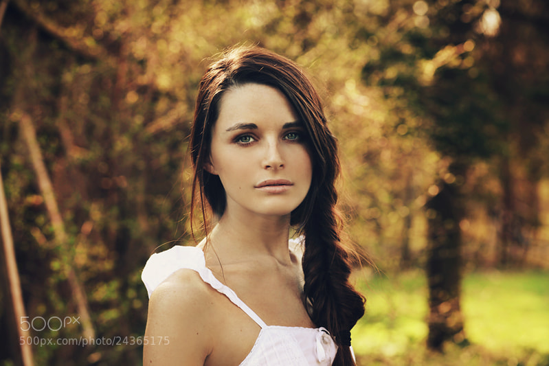 Photograph **PORTRET** by Sergey  Redki on 500px