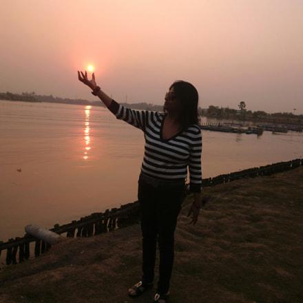 Holding Sun In My, Panasonic DMC-LS5