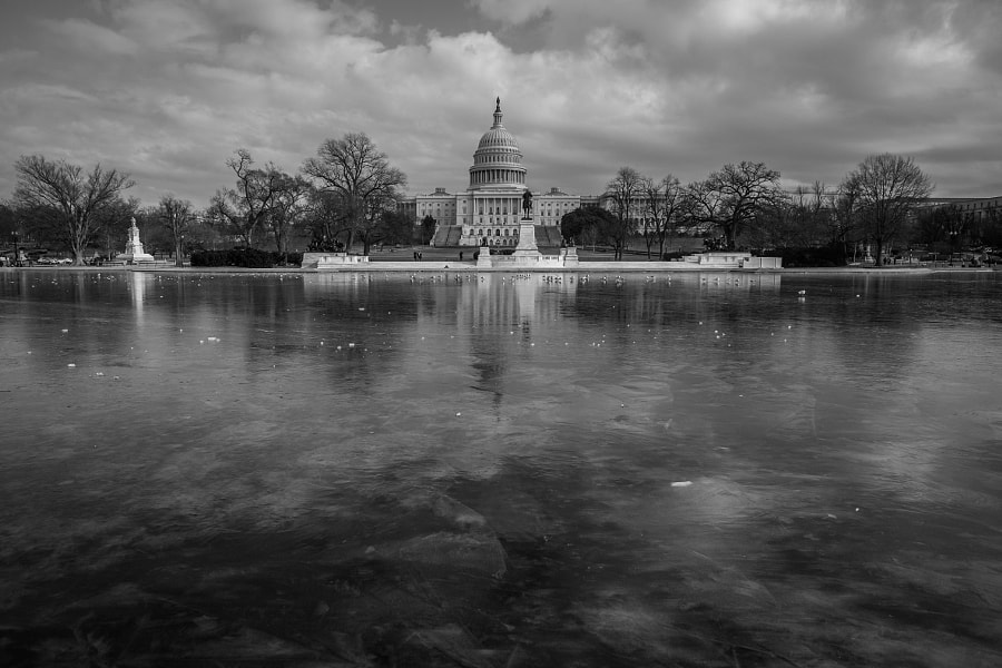 Frozen Congress by Bryan Hughes on 500px.com