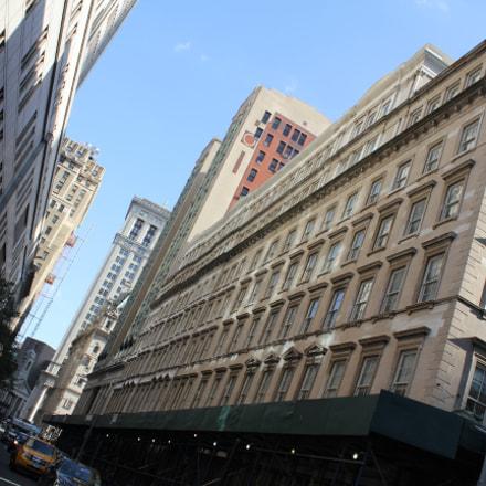 Broadway, city, street,, Canon EOS REBEL T2I