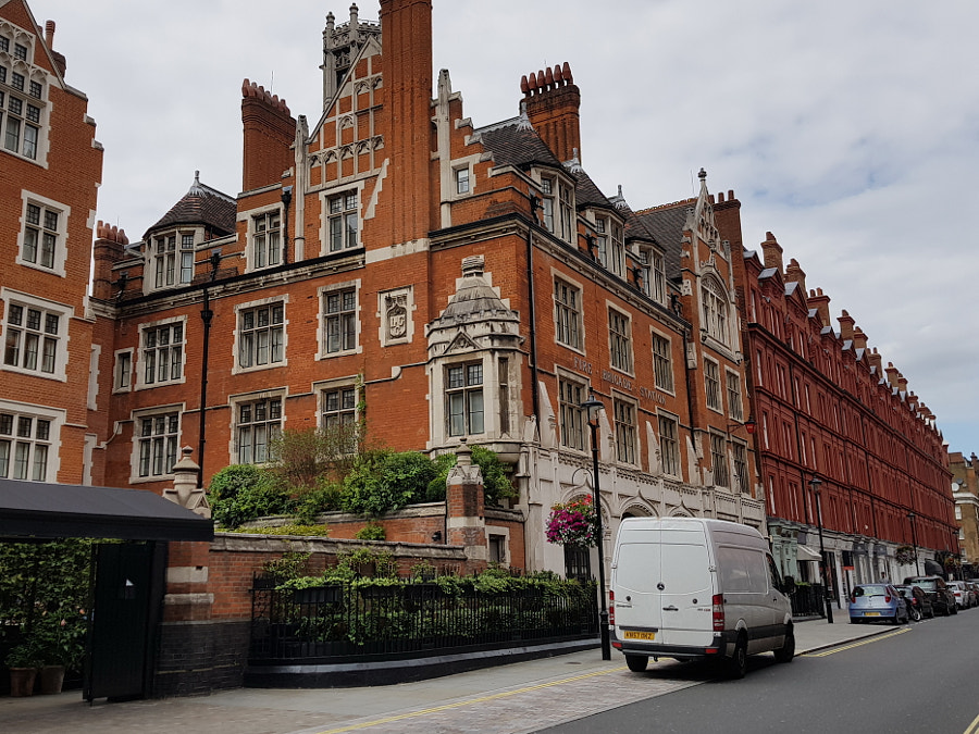 Chiltern Firehouse, London by Sandra  on 500px.com