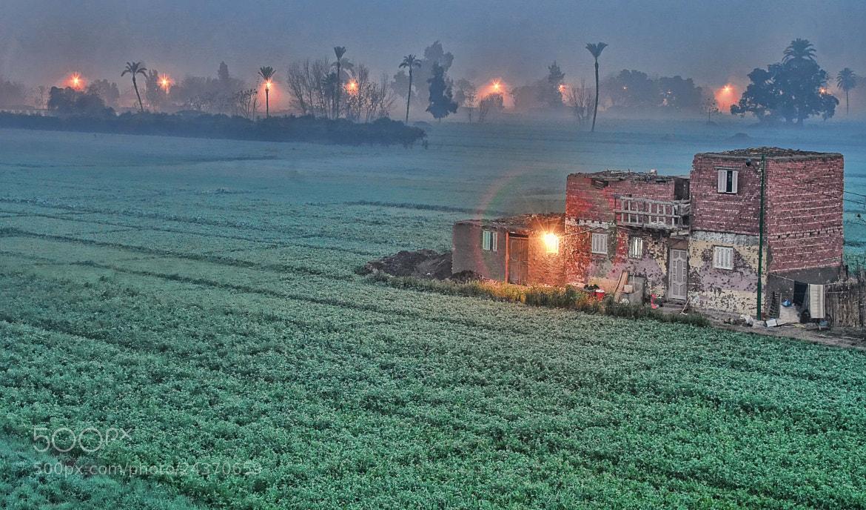 Photograph Rural Life Scene . by Ali El Hedek on 500px