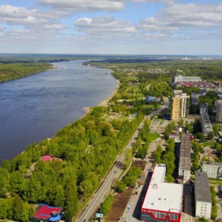 Кировск (Dji mavik pro)