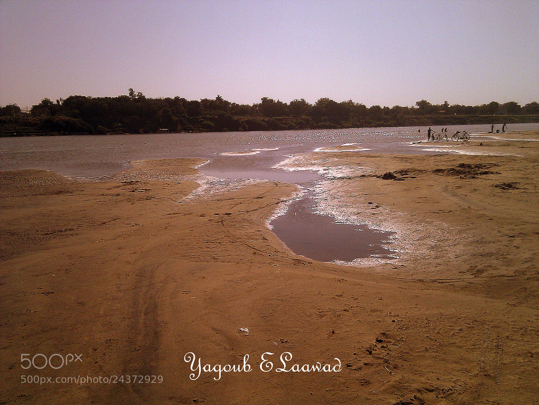 Photograph Blue Nile River Side by Yagoub Elawad on 500px
