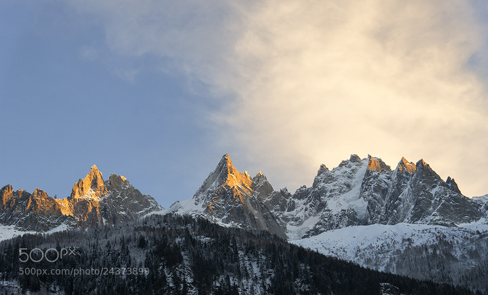 Photograph Chamonix... by Thierry Frontenaud on 500px
