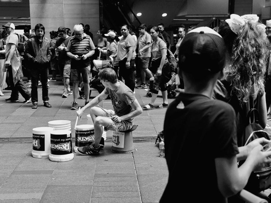 Street beat by Chen Li on 500px.com