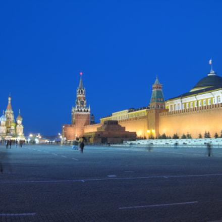 Red Square, Canon DIGITAL IXUS 90 IS