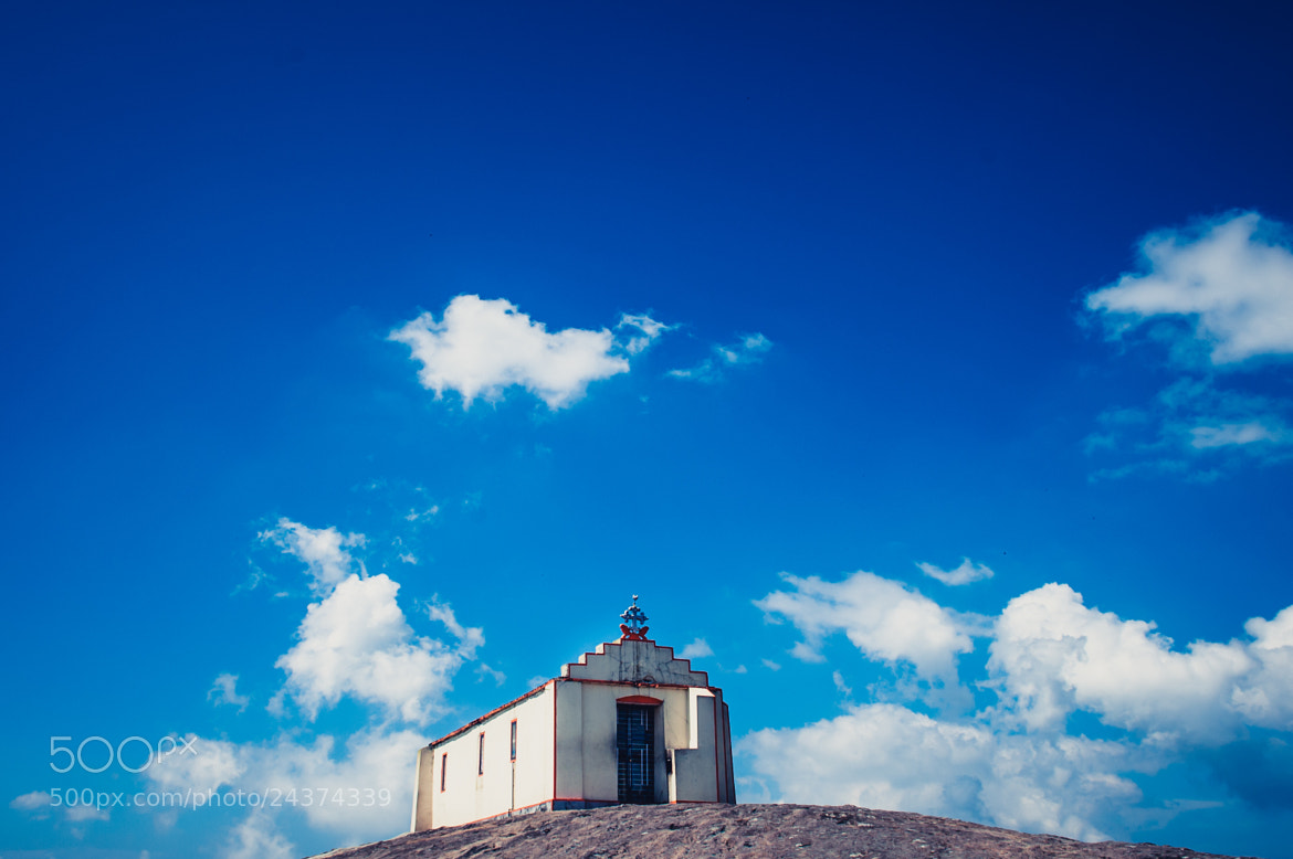 Photograph The Church in the Clouds.. by Chris Alwin James on 500px