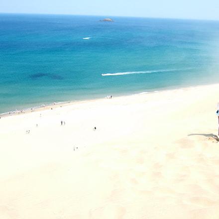 Sand hill, Fujifilm FinePix F11