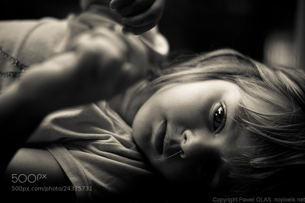 Photograph not sleeping beauty by Pawel Olas on 500px