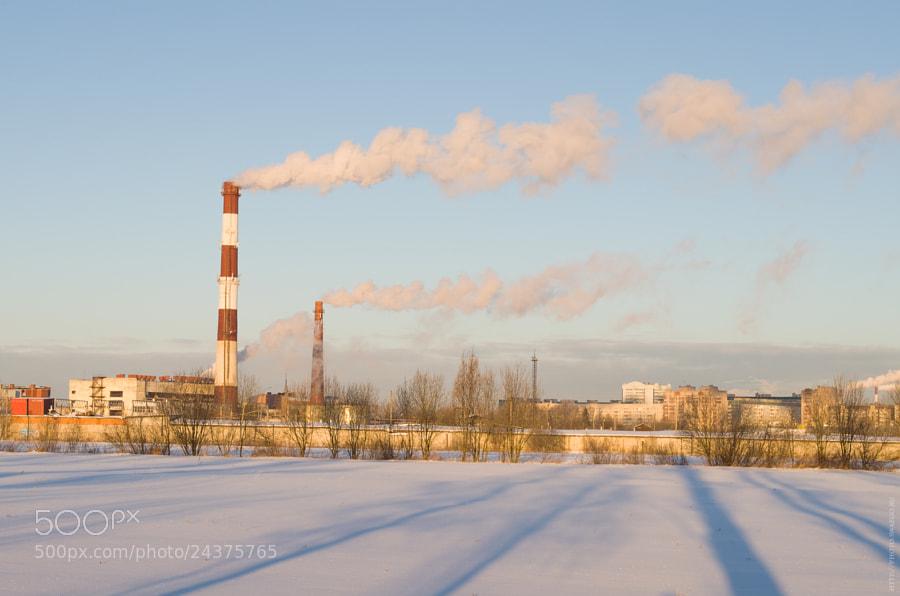 Smoke by Tolik Maltsev on 500px.com