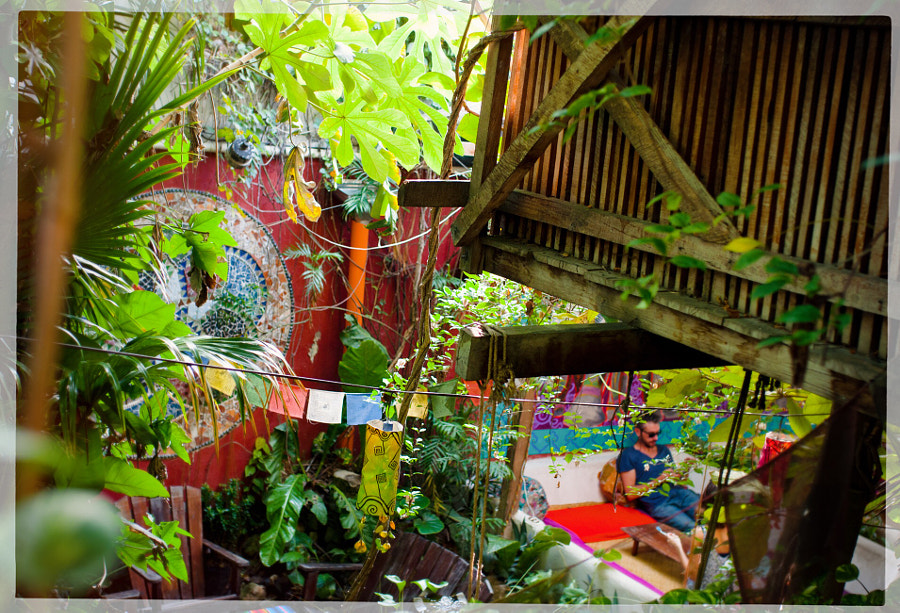 Hostel Amigos Flores by Cattiva Kat on 500px.com