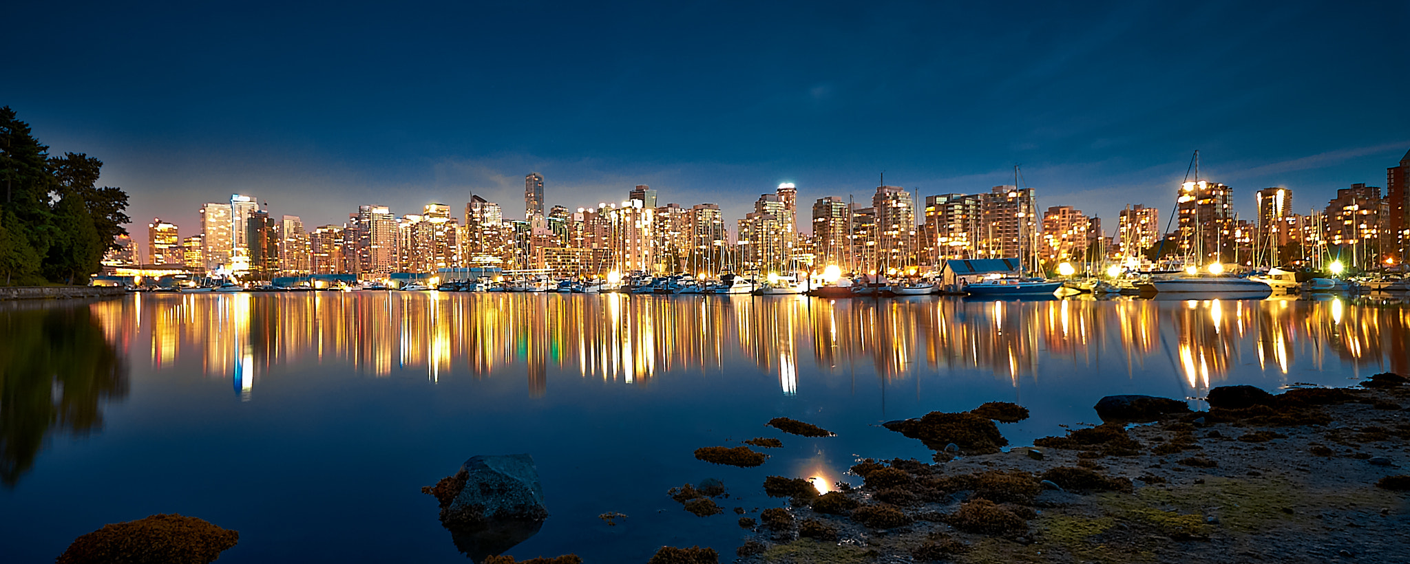 Photograph Vancouver Skyline by Magnus Larsson on 500px