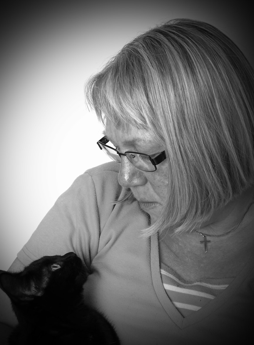 Photograph Kitten & Owner by Lee Ashman on 500px