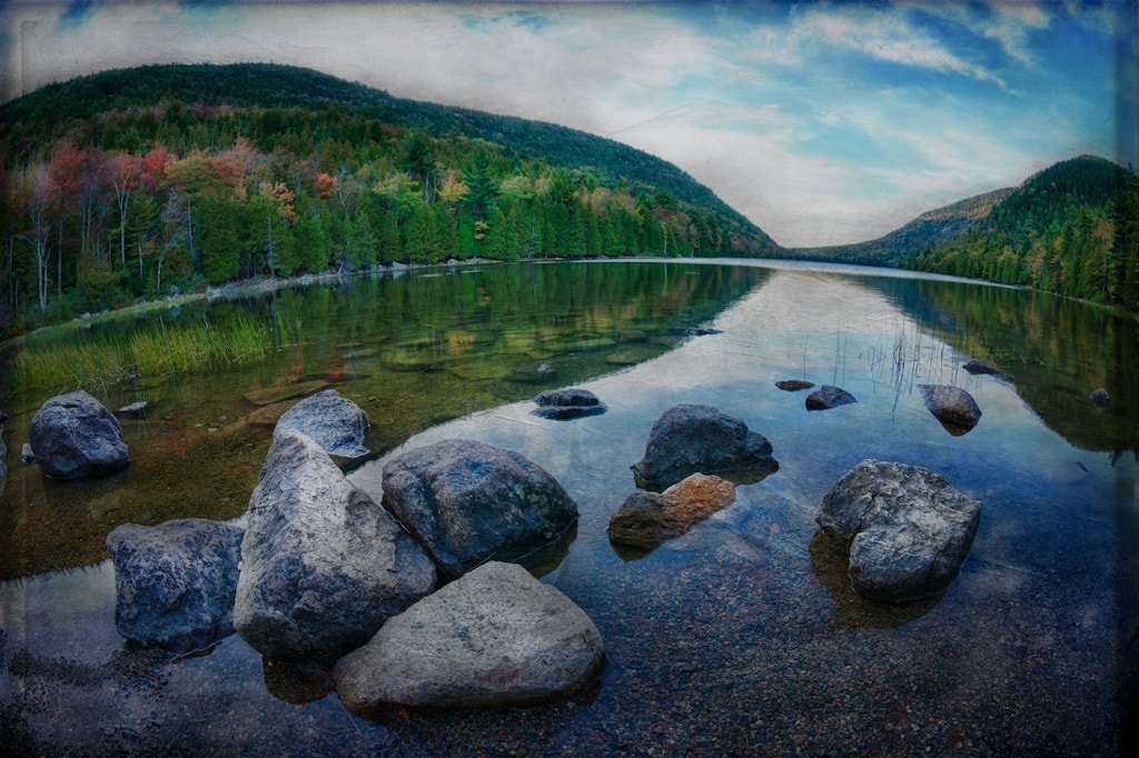 Photograph Bubble Pond by Tony Sweet on 500px