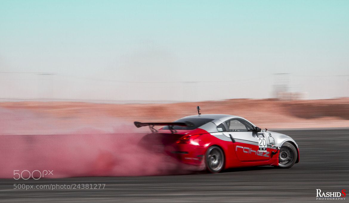 Photograph 350z Drifting by Rashid Shahid on 500px