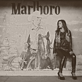 Marlboro girl by Mladen Parvanov (Demiman)) on 500px.com