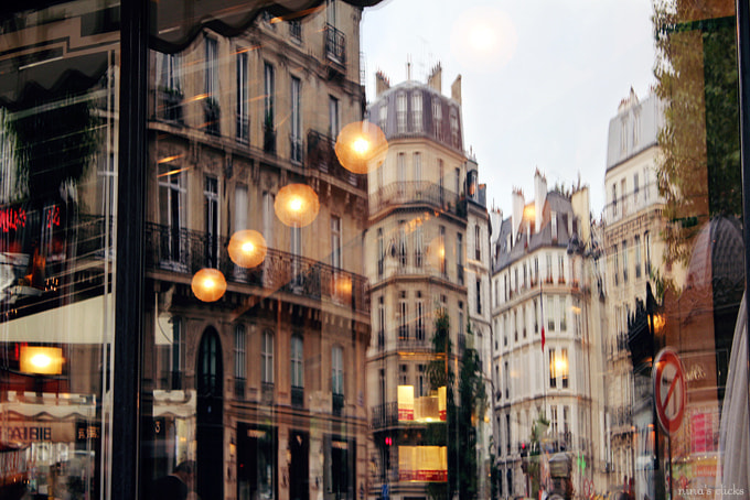 Photograph Paris Reflections by Nina's clicks on 500px