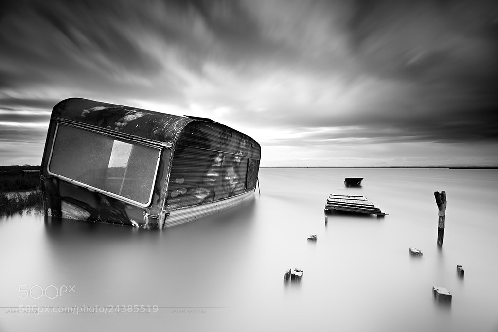 Photograph La caravane by Sarah Martinet on 500px