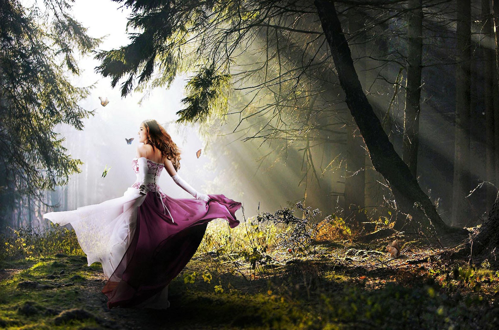 Photograph Fairy princess by Alessia Cosio Retoucher  on 500px