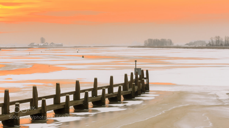 Photograph Zoutkamp Sunrise by Reina Smallenbroek on 500px