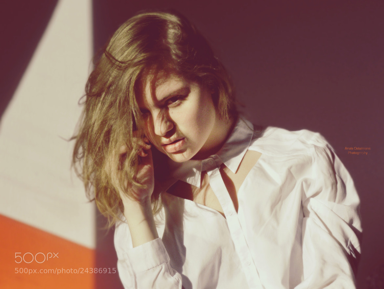 Photograph Selfportrait by Anaïs Oetelmans on 500px
