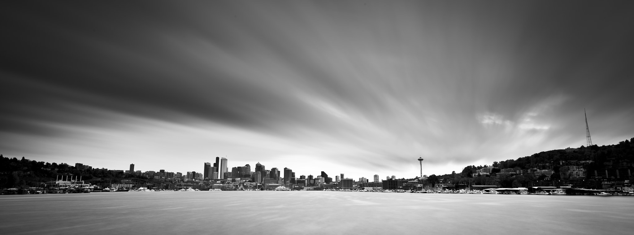 Photograph Lake Union by Dirk Houghton on 500px