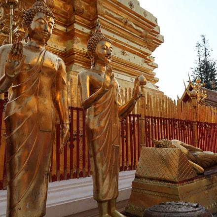Wat Phra That Doi Suthep - Chiang Mai, Tailandia