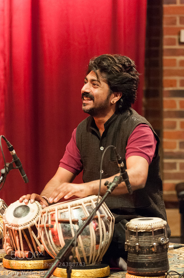 Photograph Talvin Singh by Gerry Walden on 500px