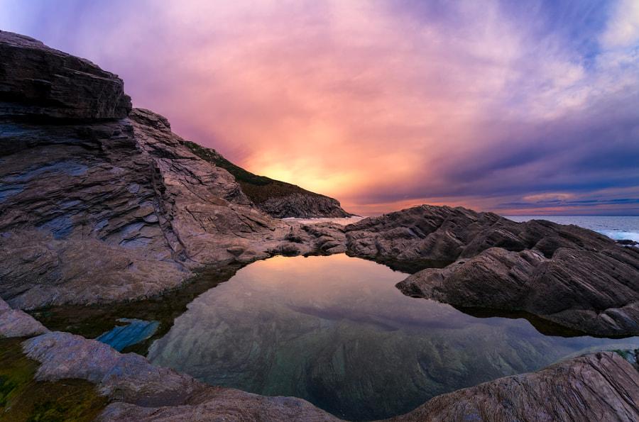 Argentiera Sunset