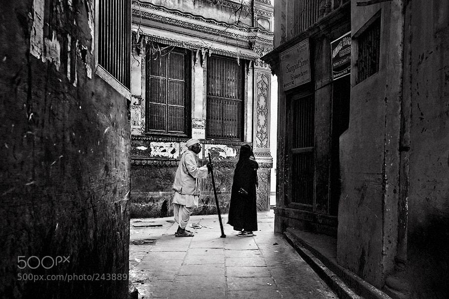 Photograph conversation | varanasi by Soumya Bandyopadhyay on 500px