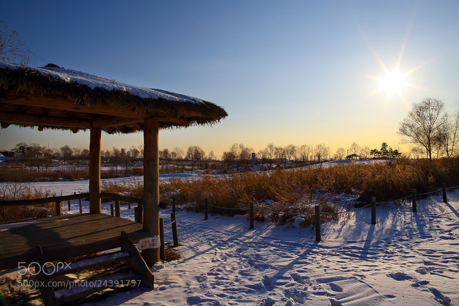 Photograph Snowscape by HanRiver Jang on 500px
