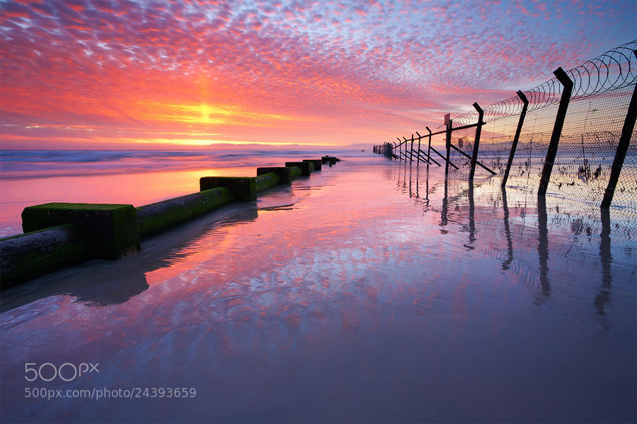 Photograph Summer Sunset by Hougaard Malan on 500px
