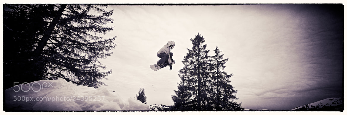 Photograph Snowboard. by Emily Wergifosse on 500px